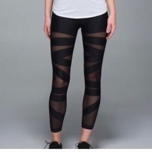 Lululemon mesh pants